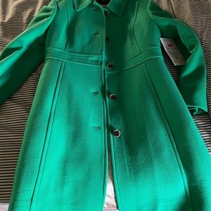 Petite classic lady day coat